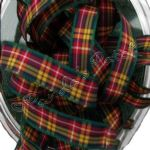 Berisfords Tartan Ribbon 5 Buchanan